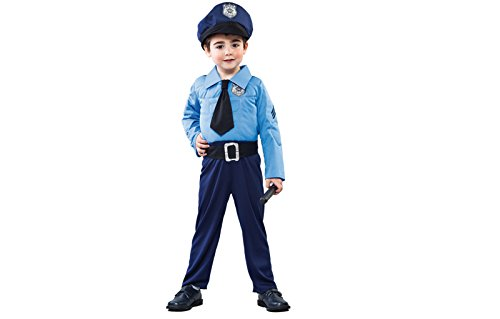 Fyasa 706228-t00 Polizei Boy Fancy Dress Kostüm, -