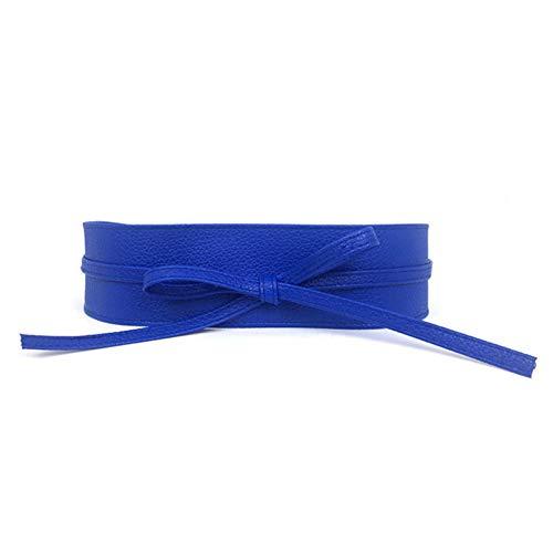 DYCHUN Damen Kleid Gürtel Frauen Dame Mädchen Kleid Gürtel Bowknot Breite Dekoration Hüftgurt Mode Bund