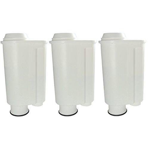 3er Pack Scanpart Wasserfilter passend für Saeco Intenza