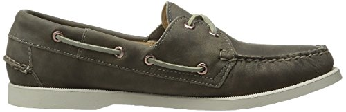 Sebago Docksides B4131, Mocassini Donna Sage Leather