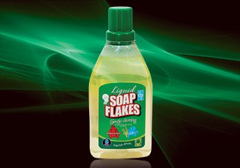 dp Liquid Soap Flakes, 750ml Wholesale Pack of 6