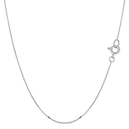 10-k-oro-bianco-collana-catena-veneziana-classica-045-mm-oro-bianco-colore-oro-argento