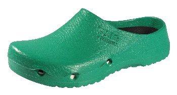 Birkenstock Clogs Birki Air Antistatic normal green (063050) 38 gruen