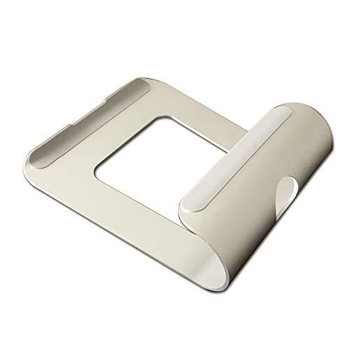 ZZSH Geeignet Für Apple MacBook, MacBook Air, MacBook Pro, Alle Notebook Desktop Gebogene Halterung Aluminium-Legierung Computer-Bildschirm Basis Laptop Flat Panel Computer Heizkörper Basis -