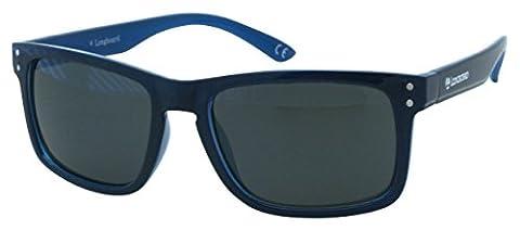 Longboard SLB12106 - Lunettes de Soleil - Homme - Bleu (Marine) - Taille unique (Taille fabricant: Taille unique)