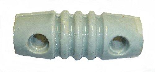 Keramik-isolator (Keramik Hund Knochen Isolator für Ham Radio Draht Antennen, Kurzwelle)