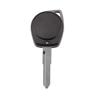 2 Botón de silicona caso la llave del coche para SUZUKI SWIFT SX4