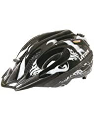 Levior Sparky–Casco de ciclismo, color blanco de antracita brillante, 53–58cm, 45100100...