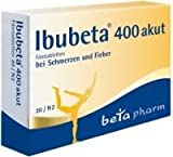 Ibubeta 400 mg akut Tabletten, 20 St.
