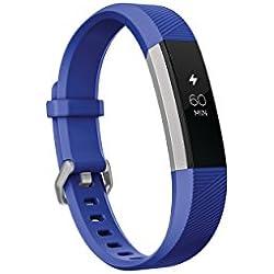 Fitbit Ace - Pulsera de actividad para niños, Azul Eléctrico, Talla Única