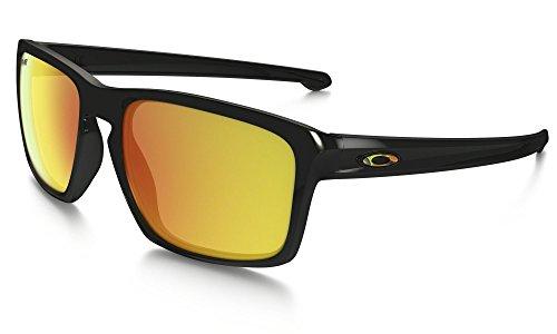 Oakley Sliver VR46 Polished Black Fire Irid