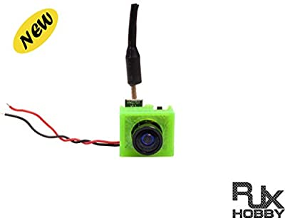 RJXHOBBY FPV Micro AIO Camera 5.8G 25mW 48CH 800TVL Switchable Transmitter FPV Camera for tiny whoop Blade Inductrix