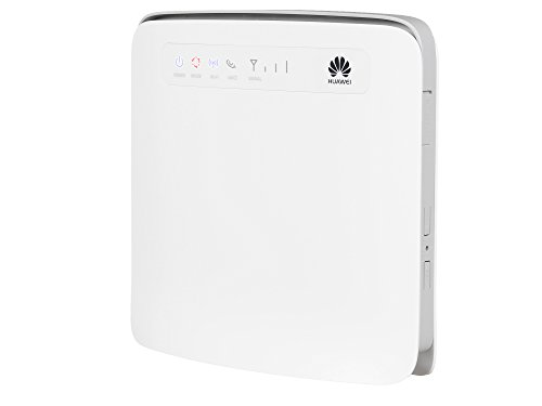 Cheapest Price for Huawei Unlocked E5186 LTE 300 MBPS Wireless Mobile Wi-Fi Router- White Online