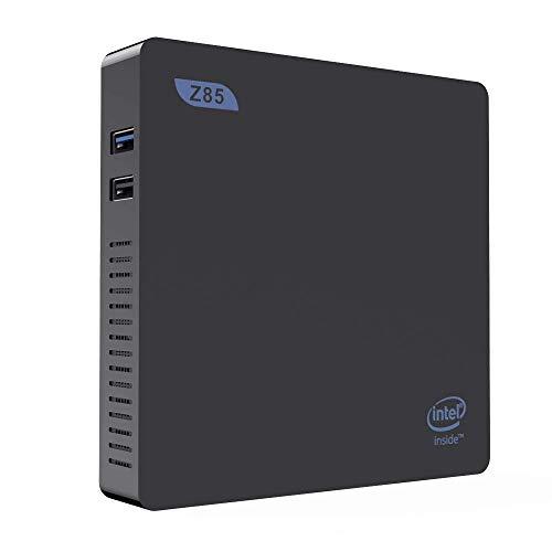 DIGITALKEY Mini PC Z85 con 2Gb Ram 64 Gb Disco CPU X5-Z8350 - Intel HD 400 Graphics - Wifi 2.4 e 5 ghz - Windows 10