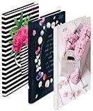 Herlitz 50010684 Buchkalender Minitimer Artline 2018, A6