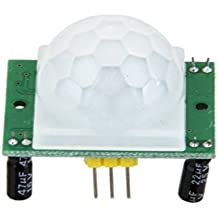 UK Stock HC-SR501 Menschliche Körper Pyroelektrizität Infrarot PIR Motion-Sensor- Modul