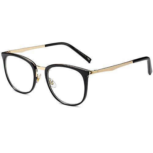 New vintage occhiali rotondi classico occhiali cornici donna uomo