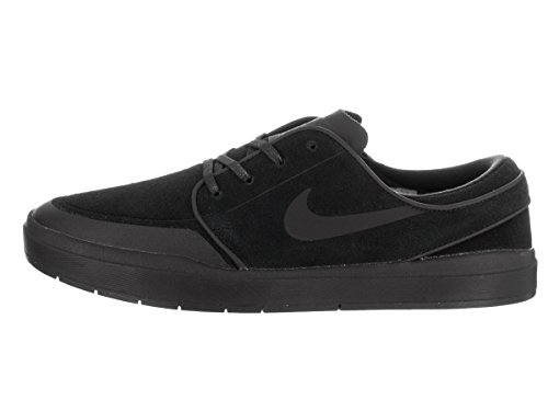 Nike 855922-007, Chaussures de Skate Homme Noir
