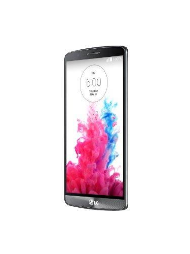 LG G3 - Smartphone libre Android  pantalla 5 5   c  mara 13 Mp  16 GB  Quad-Core 2 5 GHz  2 GB RAM   gris titanio