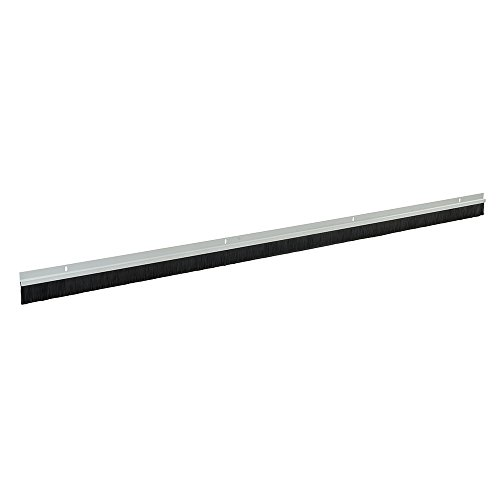 FIXMAN-456532-Burlete-para-puertas-de-garaje-cerdas-de-25-mm-Cerdas-de-2134-mm-blanco