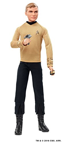 Barbie Mattel DGW69 Star Trek 25th Anniversary Kirk, ()