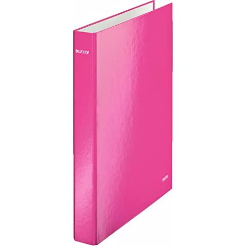 Leitz 2 Ring Binder, Holds up to 230 Maxi Sheets,