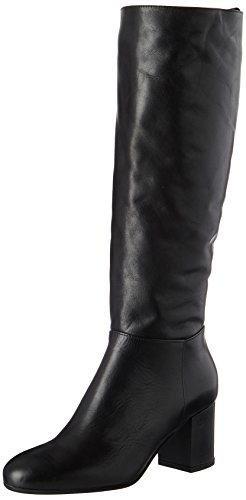 Marc O'Polo Damen High Heel Long Boot 70814178201110 Stiefel, Schwarz (Black), 40.5 EU (Black Mops Boot)