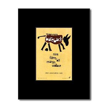 TINDERSTICKS - Bareback Matted Mini Poster - 13.5x10cm (Mini Bareback)