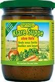 Rapunzel Klare Suppe ohne Hefe, 1er Pack (1 x 300 g) - BIO