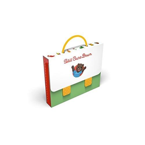 Mon cartable Petit Ours Brun - 6 histoires de Petit Ours Brun