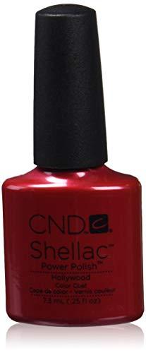 CND Shellac CNDNEWCAT141 Hollywood Gel-Nagellack, Gel Trendy Winter Coats