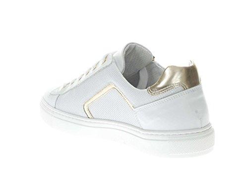 Nero Giardini Donna Sneaker P805262D 707 Sneaker in Pelle Bianco