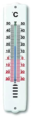 TFA Innen-Aussen-Thermometer weiß 123009