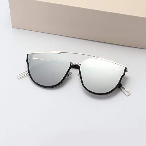 Sonnenbrille weiblichen Stil von Han Ban Chaoses beleben alte Bräuche rundes Gesicht, um dünne Straße zu Zeigen, um Sonnenbrillen 100 nehmen zu klatschen, um UV-Strahlen zu verteidigen