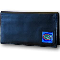 NCAA Florida Gators  Leather Checkbook Cover