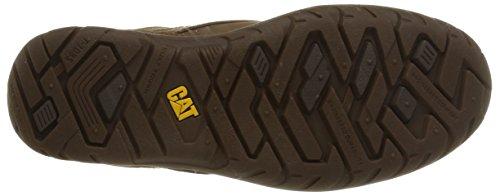 Caterpillar - Abilene, Chaussures À Lacets Pour Homme Marron (sucre Roux)