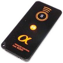 BV & Jo Télécommande sans fils infrarouge pour Appareil photo Sony Alpha/NEX-5/NEX-5n/NEX-7/Minolta DSLR comme IRMT-DSLR1