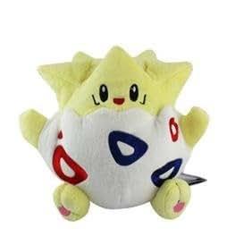 Pokemon Togepi 20cm souple poupée en peluche