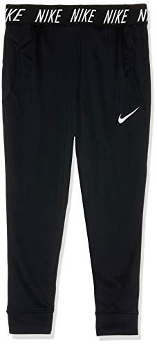 Nike-fitness-studio (Nike Mädchen Dry Studio Trainingshose, Black/White, XL)