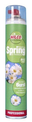Preisvergleich Produktbild Nilco Power Fresh Lufterfrischer SVTN750SB, Frühlingsduft, 750ml