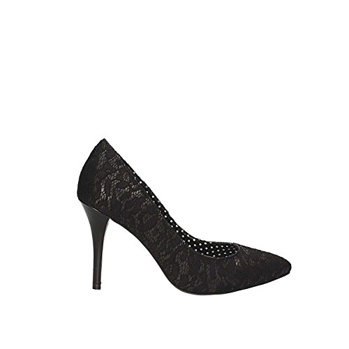 Fornarina Pifsm8946wjc Esme Chaussures À Talons, Femme Noire