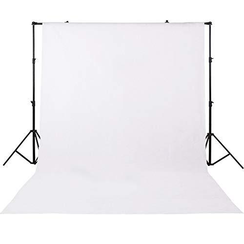 ZzWEI Studio Bracket Set, Photo Professional Fotografie Hintergrund Bodenständer Dreibeinstütze Stabil, Mit Aufbewahrungstasche Und Mini Clip (Kit Home Diffusor)