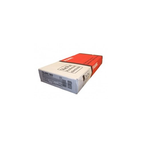 AES W.0672-VP Filarc 56S VP Bajo Hidrógeno 7016 Electrodo, 4,0 mm de diámetro x 450 mm de longitud, 13,8 kg de cartón