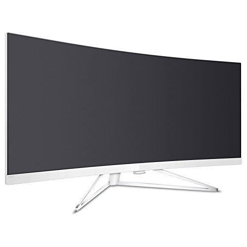 Philips 349X7FJEW/00 33.85-Inch LED Monitor - White