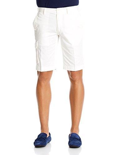 hackett-london-amr-cargo-shorts-bermuda-para-hombre-blanco-talla-31
