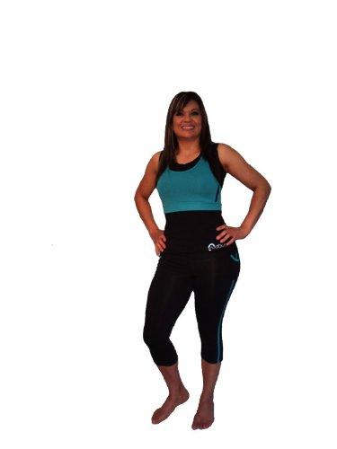 Women Sportswear, fitness, palestra, Pilates, Yoga & Ladies Sportswear, Ladies fitness, palestra, Pilates, Yoga Clothing Capri 2Piece Set £ 33.99X 4Weeks Only DARK BLUE & TURQUOISE