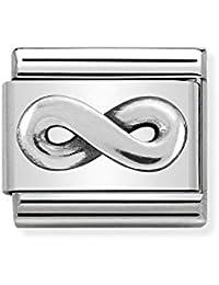 Nomination Women Stainless Steel Bead Charm - 330101/19 jfuvE