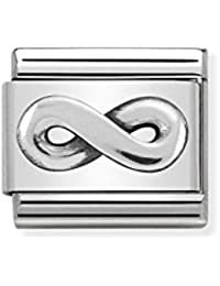 Nomination Women Stainless Steel Bead Charm - 030610/024