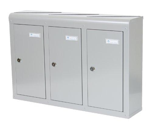 CASO DE QUE VARIOS PO BOX-3 MULTI OCUPACION INTERIOR DE BUZONES CARTA