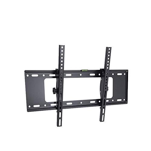 Exing TV Wall Bracket, Universal TV Wall Mount Bracket Fixed Flat Panel TV TV-Rahmen für 32 bis 65 Zoll LCD-LED-Monitor Flat Panel Universal Flat Panel Fixed